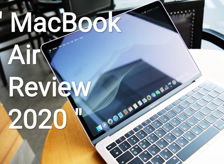 MacBook Air 2020 India