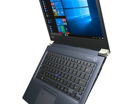 WORLD'S LIGHTEST BUSINESS LAPTOP BY DYNABOOK !!!