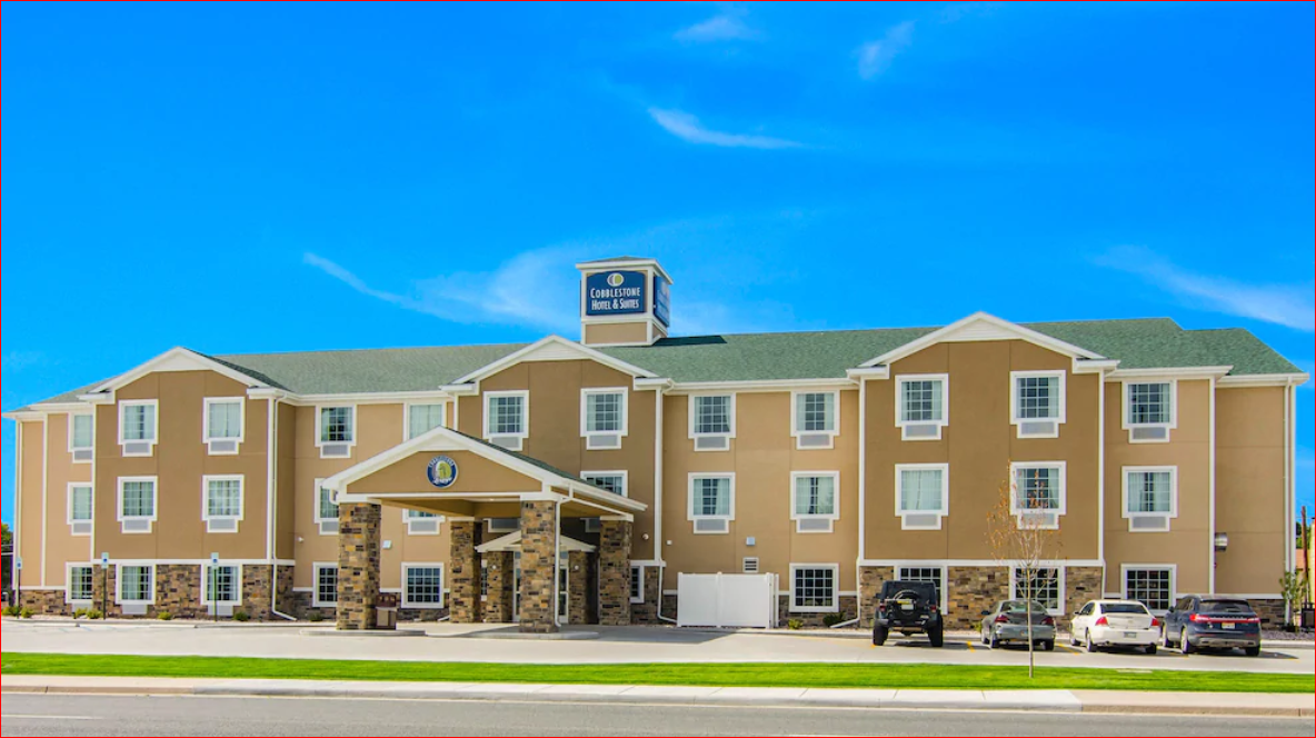 Cobblestone Hotel & Suites in Torrington, Wyoming