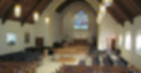 All Saints & First United Worship Space