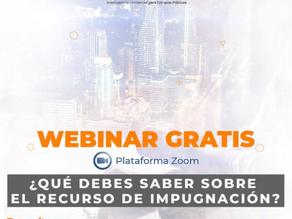 Vídeo Webinar Panamá: ¿Qué debes saber sobre el recurso de impugnación?