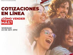 Vídeo Webinar Panamá: Cotizaciones en Línea: Vende más!