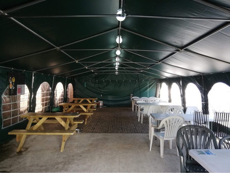 Come inside (the marquee)