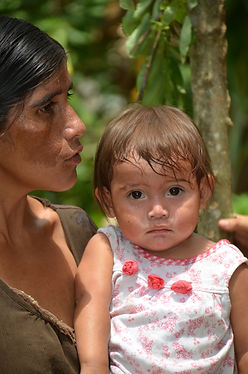 """Machete injuries, malnutrition, illness, worms, parasites, fungus, boils, and unimaginable diseases are treated at Projecto Honduras' """"Clinic of Angels""""."""