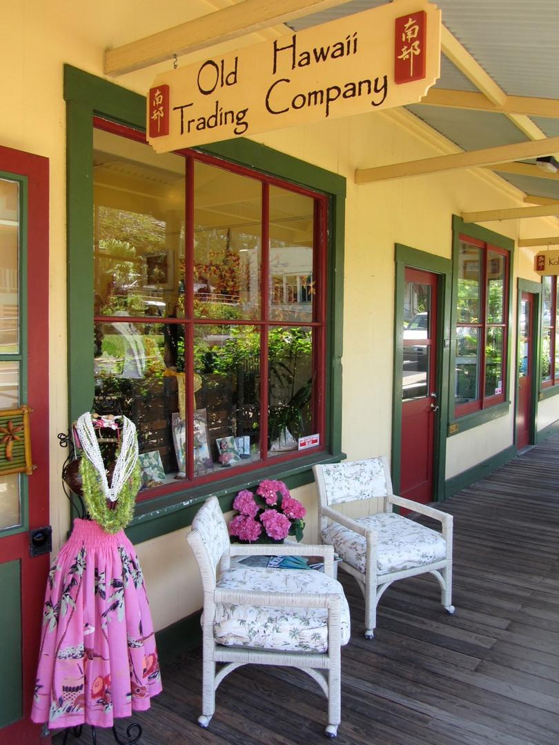 Old Hawai'i Trading Company