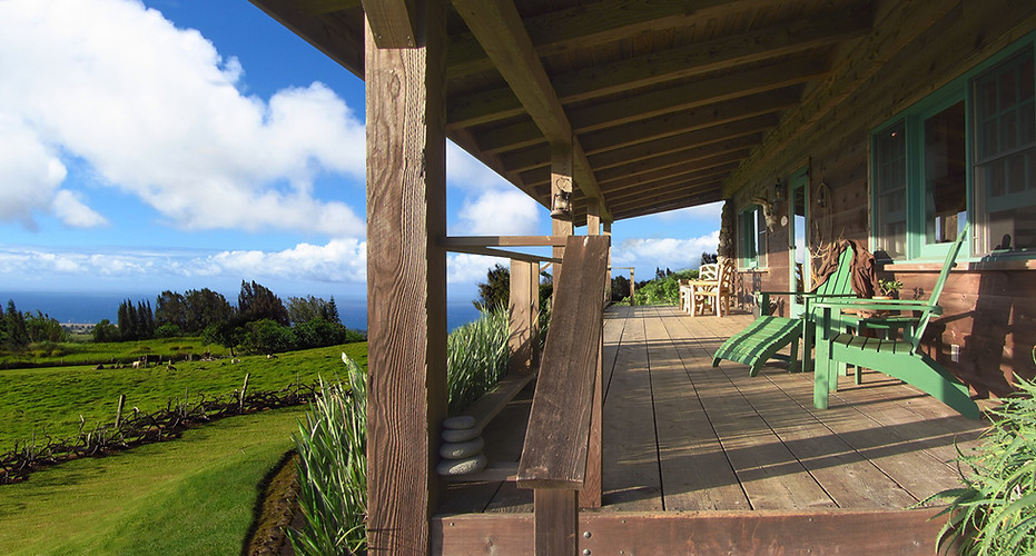 Panoramic Porch View