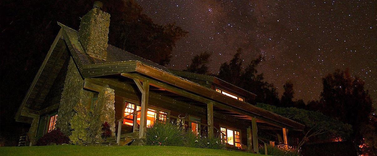 Star gaze the Milky Way