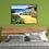 Thumbnail: yellow sands - 100 x 75cm