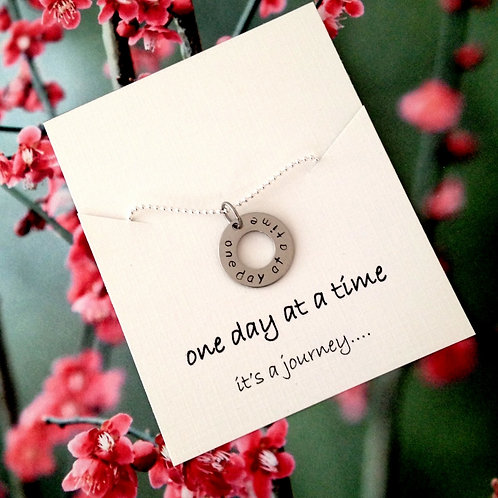"""""""one day at a time"""""""