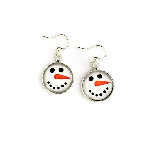 """""""Christmas Theme Earrings 004"""""""