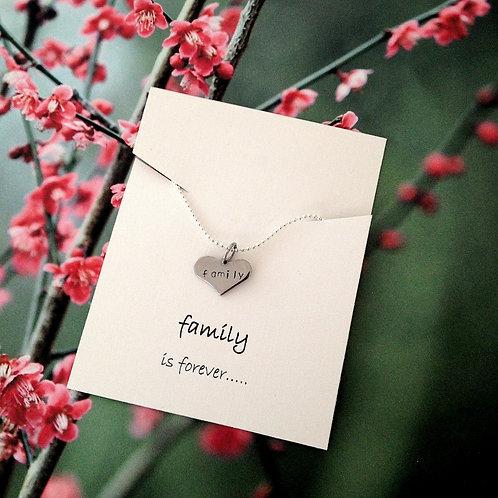 """""""family"""" Heart"""