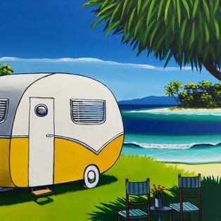 Kathleen's caravan