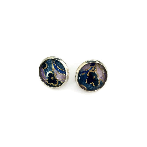 "Stud Earrings ""023"""