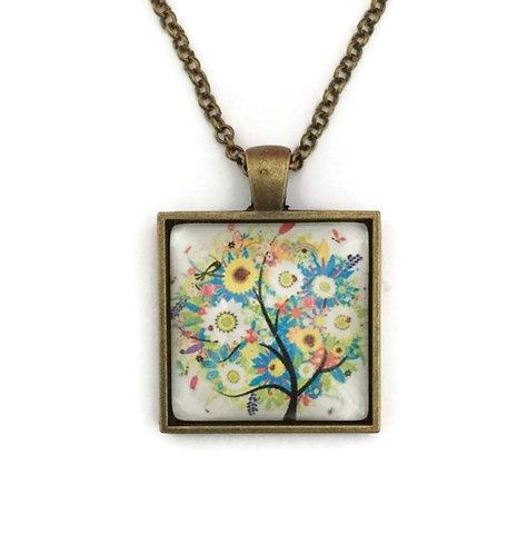 tree of life colour