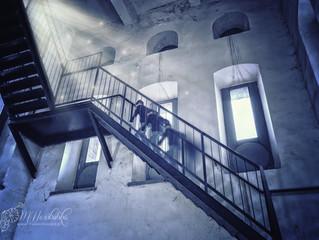 Wakacje z Duchami :) i fotografia kreatywna