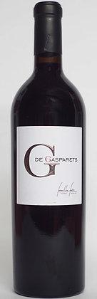 G de Gasparets, Organic (dependant on vintage)