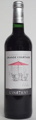 L'instant rouge, Languedoc, Organic.