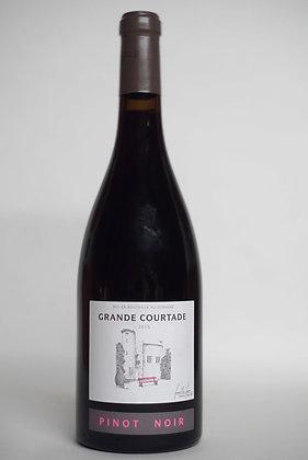 Grande Courtade, Pinot noir. Languedoc, Organic