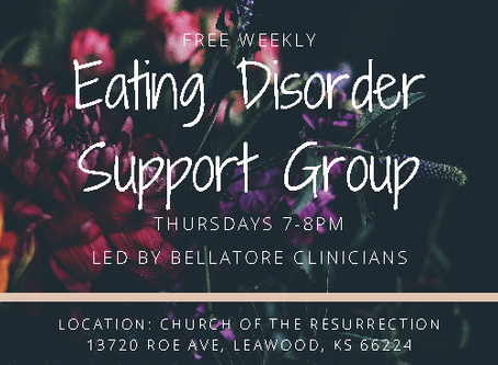 Bellatore and Church of the Resurrection Free Weekly Support Group