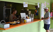 Oreland Swim Club Snack Bar