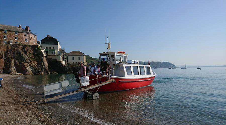 Cawsand Ferry