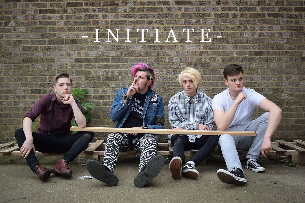 Local Band 'Initiate'