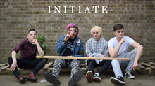 Local Pop/Punk band 'Initiate' Record Promo EP.