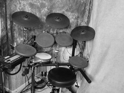 Roland TD-3 (Used for triggering)