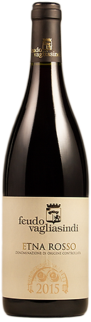 Etna Red Wine, 2015