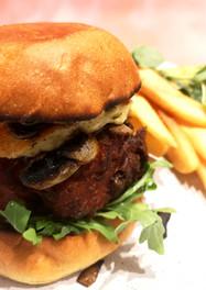 K-Style Bulgogi Burger