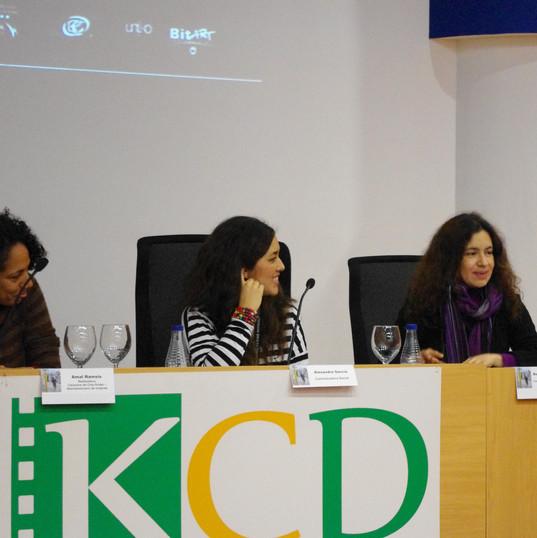 """Mahaiingurua: """"Mujeres Artistas y las redes de hermanamiento internacionales"""""""