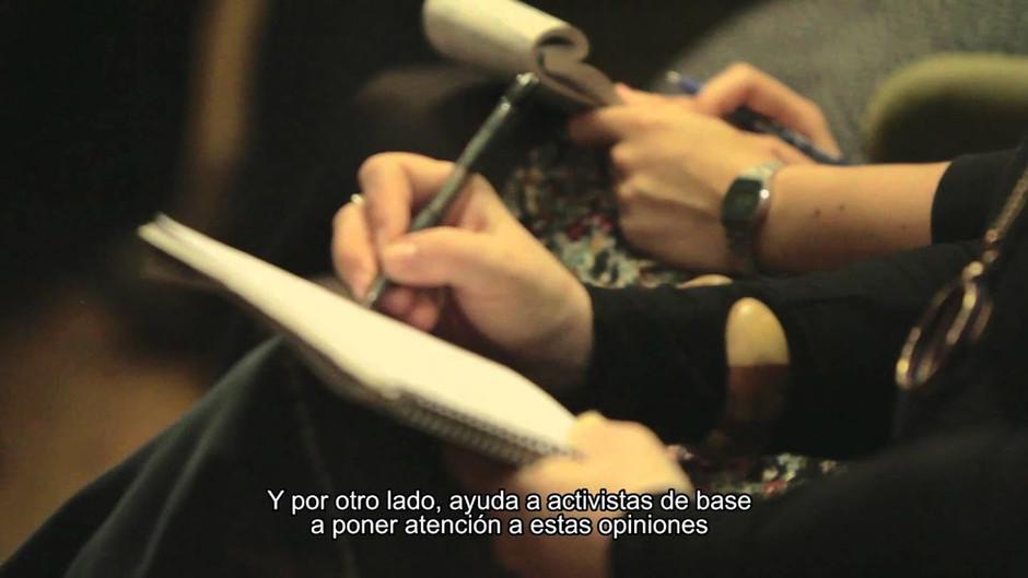 """AFTERMOVIE - 4º ENCUENTRO """"UNA MIRADA A LA COMUNICACIÓN DESDE LA PERSPECTIVA DE GÉNERO"""""""