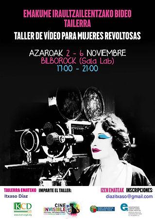 cartel_Taller_Itxaso_Vídeo_participativ