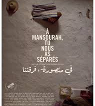 CINEMA ONLINE - Zoom Webinar Mai-May 05/05 18:00h Bilbao (CEST)In Mansourah you separated us