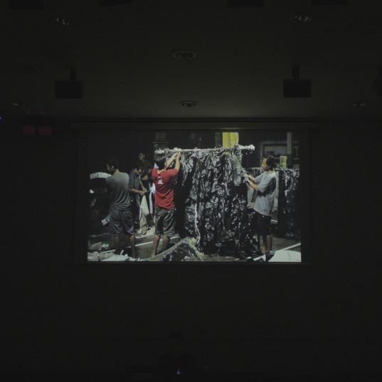 Exposición video