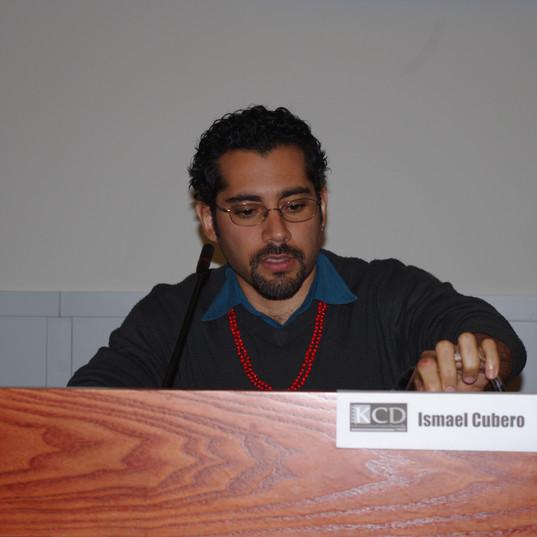 Ismael Cubero