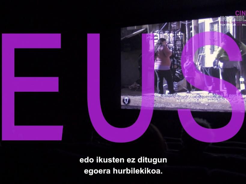 """AFTERMOVIE - 2016ko Bilboko """"Film Sozialak"""" Zinema Ikusezinaren 8. Nazioarteko Jaialdia"""
