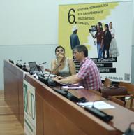 Wendy Paez eta Juan Carlos Vazquez