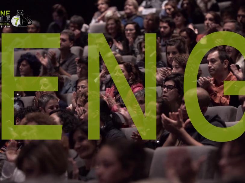"AFTERMOVIE - 7th INTERNATIONAL INVISIBLE FILM FESTIVAL ""FILM SOZIALAK"" BILBAO 2015"