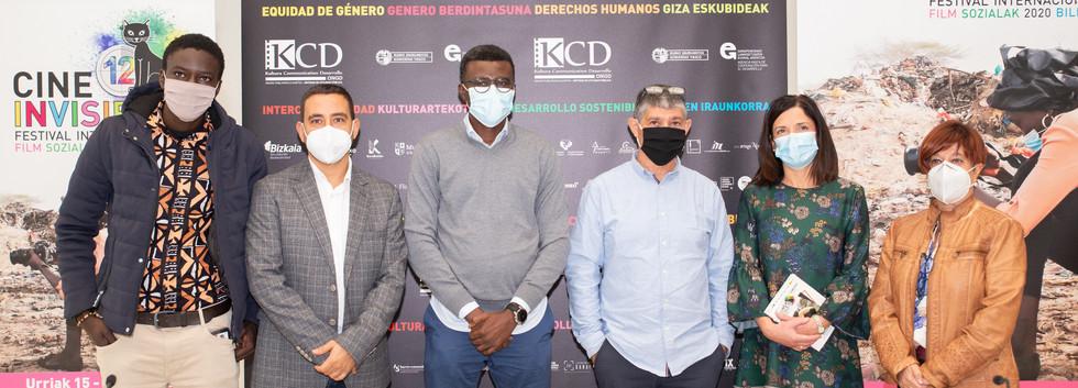 fotos rueda de prensa para prensa (KCD 1