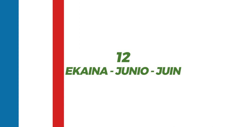 PROMO - 11. KULTURA, KOMUNIKAZIO ETA GARAPENERAKO NAZIOARTEKO TOPAKETA