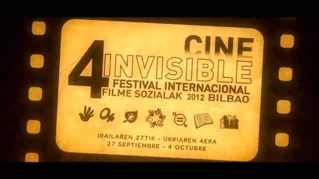 "PROMO - 4º FESTIVAL INTERNACIONAL DE CINE INVISIBLE ""FILM SOZIALAK"" BILBAO 2012"