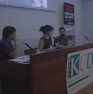 Juan Carlos Vazquez, Anna Surinyach eta Agus Morales