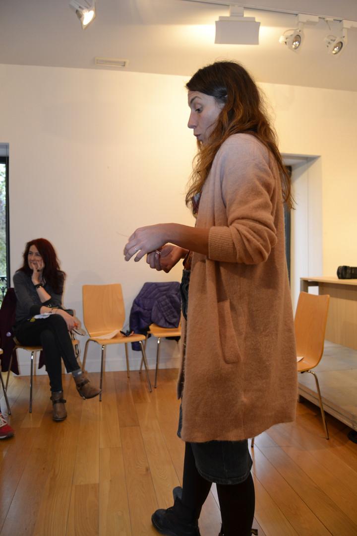Taller vídeo participativo mujeres
