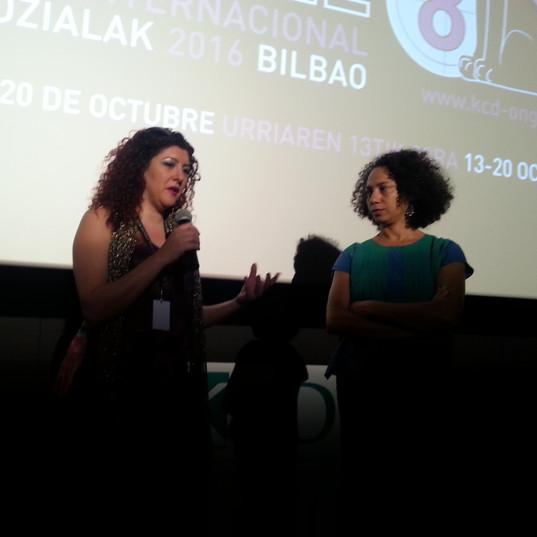 Maryse Gharghour eta Amal Ramsis