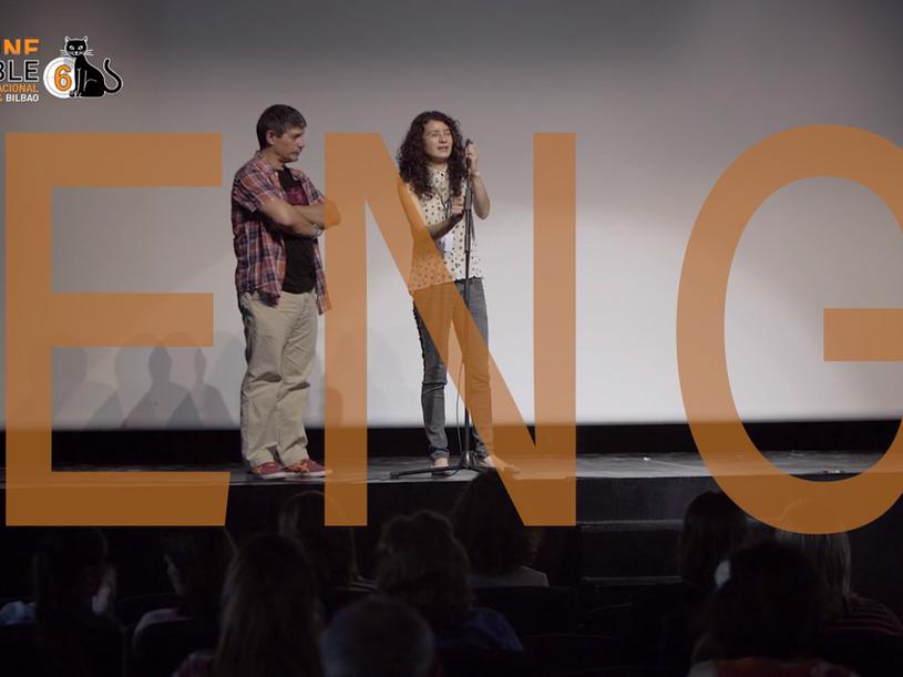 "AFTERMOVIE - 6th INTERNATIONAL INVISIBLE FILM FESTIVAL ""FILM SOZIALAK"" BILBAO 2014"