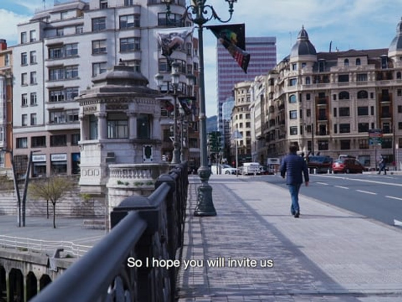 "AFTERMOVIE - 12th INTERNATIONAL INVISIBLE FILM FESTIVAL ""FILM SOZIALAK"" BILBAO 2020"