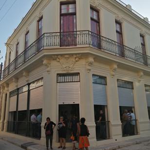 """Habana Zaharreko udalerriko Kultur Zentrua inauguratu da, Habana Zaharra-ren """"erreskatea"""" bermatzeko"""