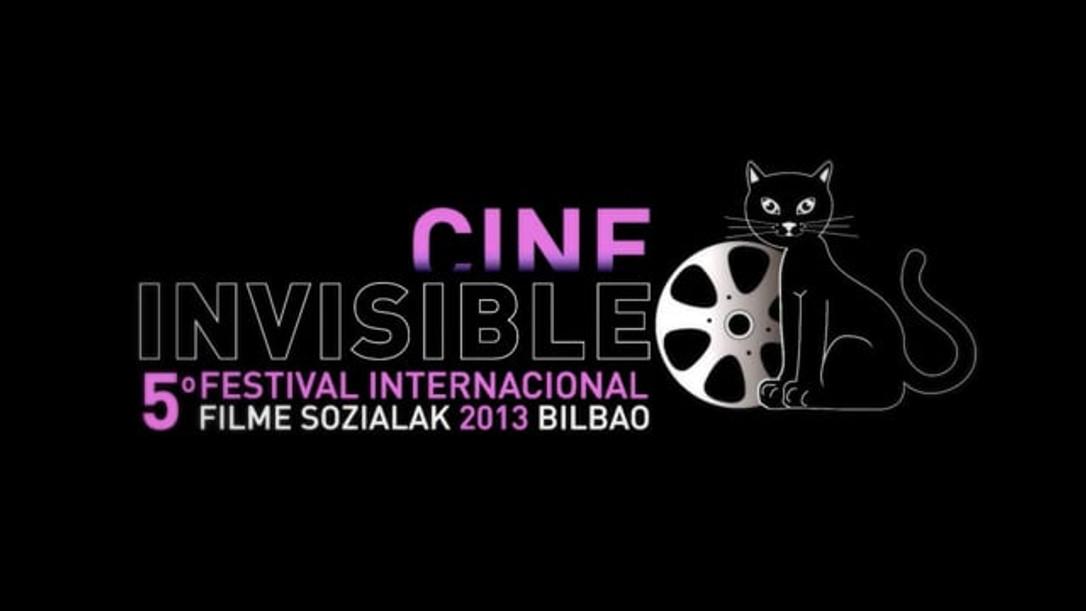 "PROMO - 5º FESTIVAL INTERNACIONAL DE CINE INVISIBLE ""FILM SOZIALAK"" BILBAO 2013"