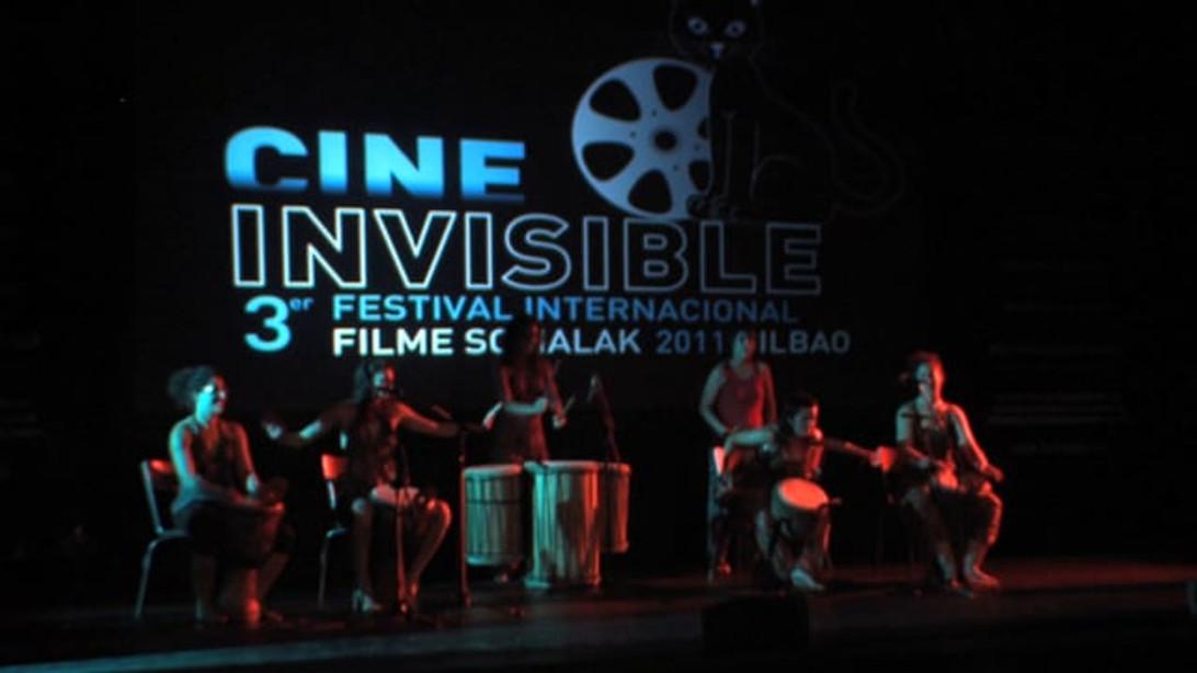 "AFTERMOVIE - 2º FESTIVAL INTERNACIONAL DE CINE INVISIBLE ""FILM SOZIALAK"" BILBAO 2011"